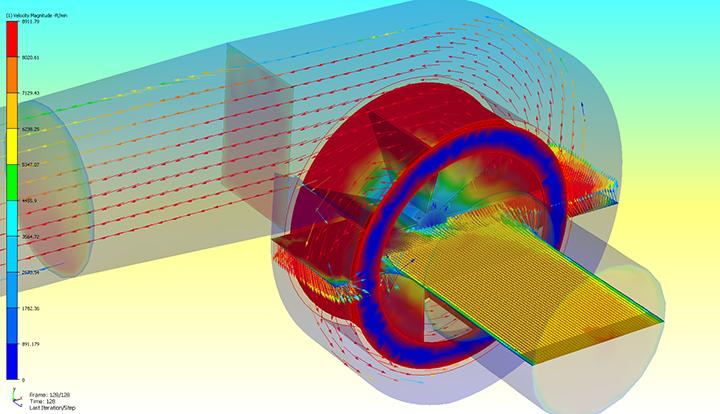 ctc-engineering-Fan Air Flow